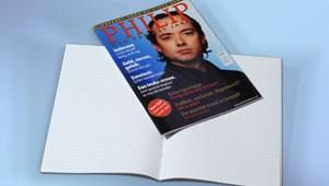 Bedrukte Schriften geleverd en bedrukt door Prikkels BV uit Eindhoven