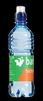 Bedrukte flesjes water en energydrinks van Prikkels BV uit Eindhoven