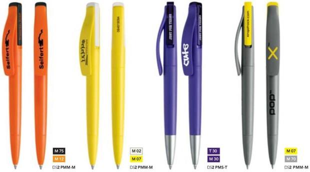 Prodir DS2 Matt bedrukte pennen van Prikkels BV uit Eindhoven