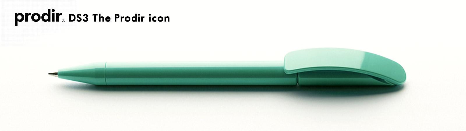 Prodir DS3 bedrukte pennen van Prikkels uit Eindhoven