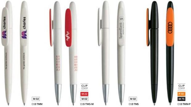 Prodir DS5 Matt bedrukte prodir pennen van Prikkels BV uit Eindhoven