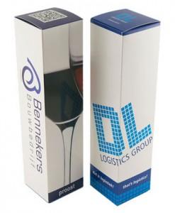 Prikkels is uw leverancier van bedrukte wijndozen
