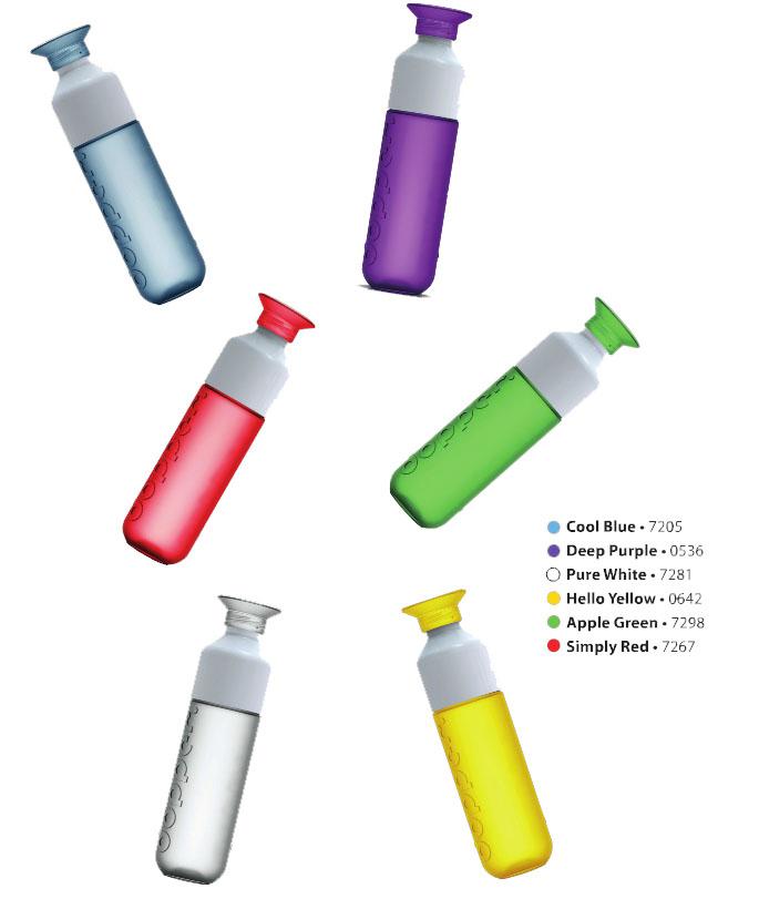 Doppers diverse kleuren van leverancier Prikkels uit Eindhoven