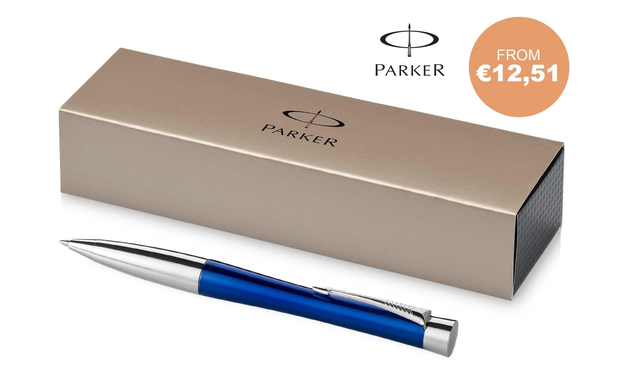 Parker pen sets van Prikkels bv uit eindhoven