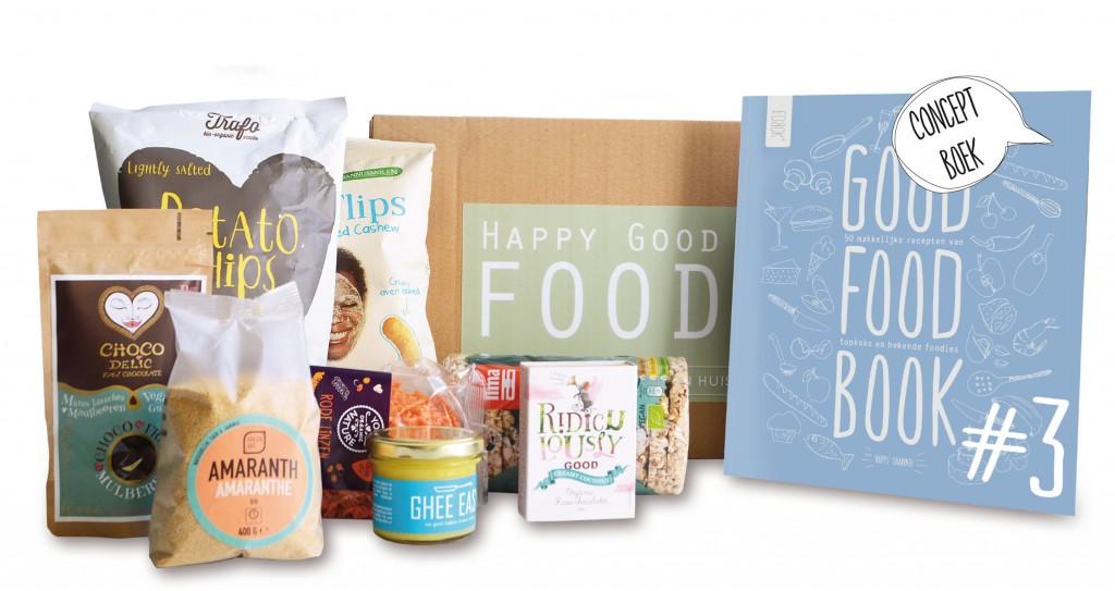 Happy Good Food box-2