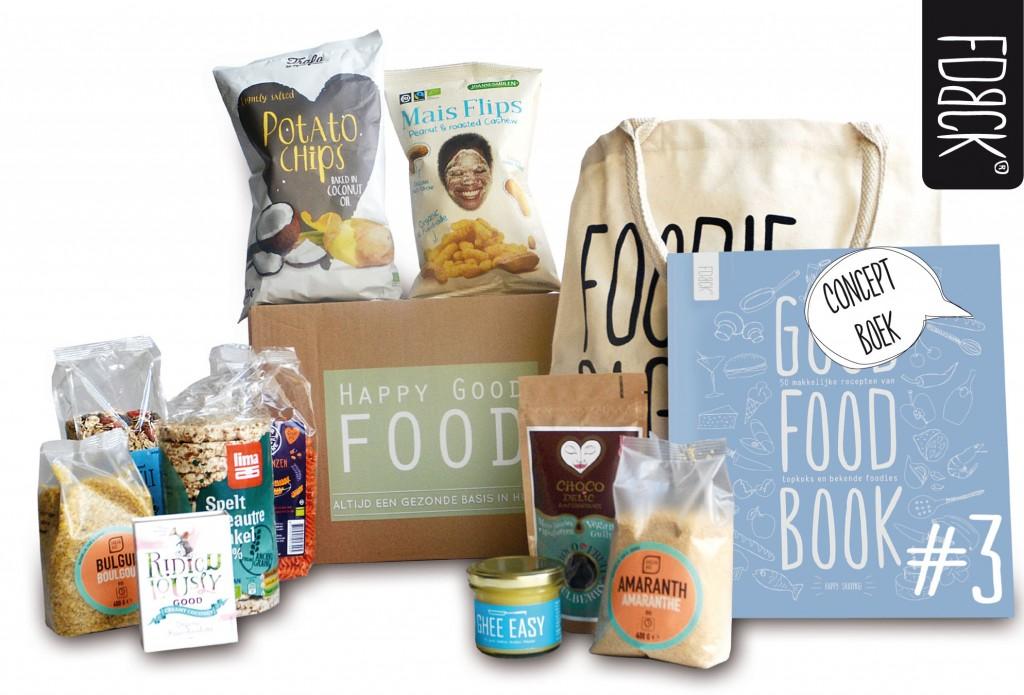 Happy Good Food Box-3