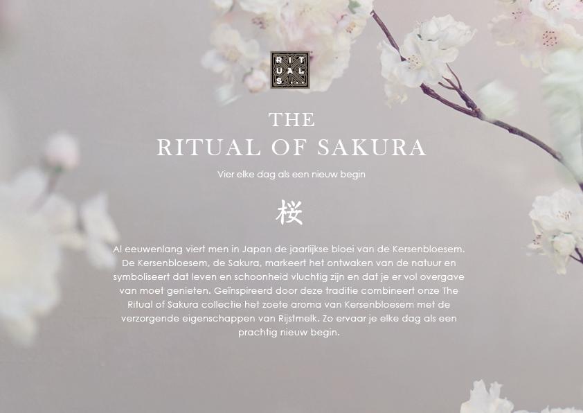 Sakura omschrijving van Prikkels