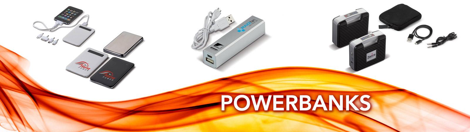 Powerbanks van Prikkels uit Eindhoven, dan heb je altijd energie over!