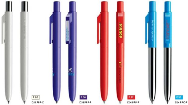 Prodir DS4 Polished bedrukte prodir pennen van Prikkels BV uit Eindhoven
