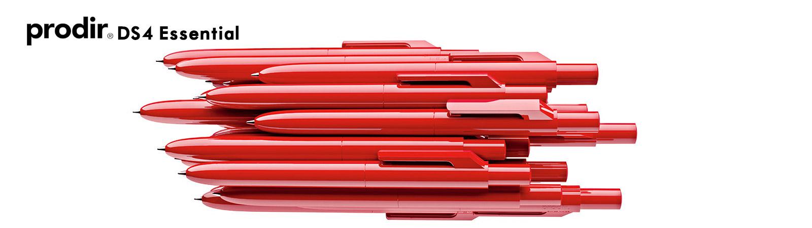 Prodir DS4 bedrukte pennen van Prikkels BV uit Eindhoven