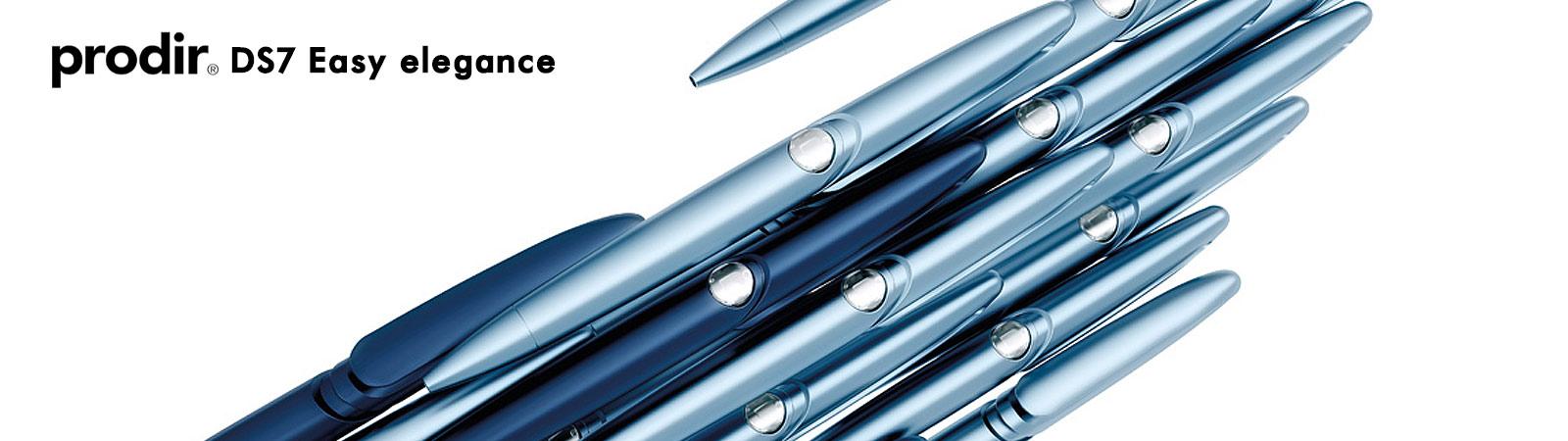 Prodir DS7 bedrukte pennen van Prikkels BV uit Eindhoven