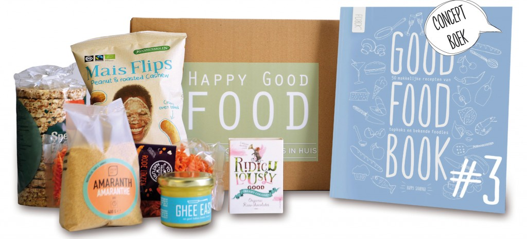 Happy Good Food Box pakket 1