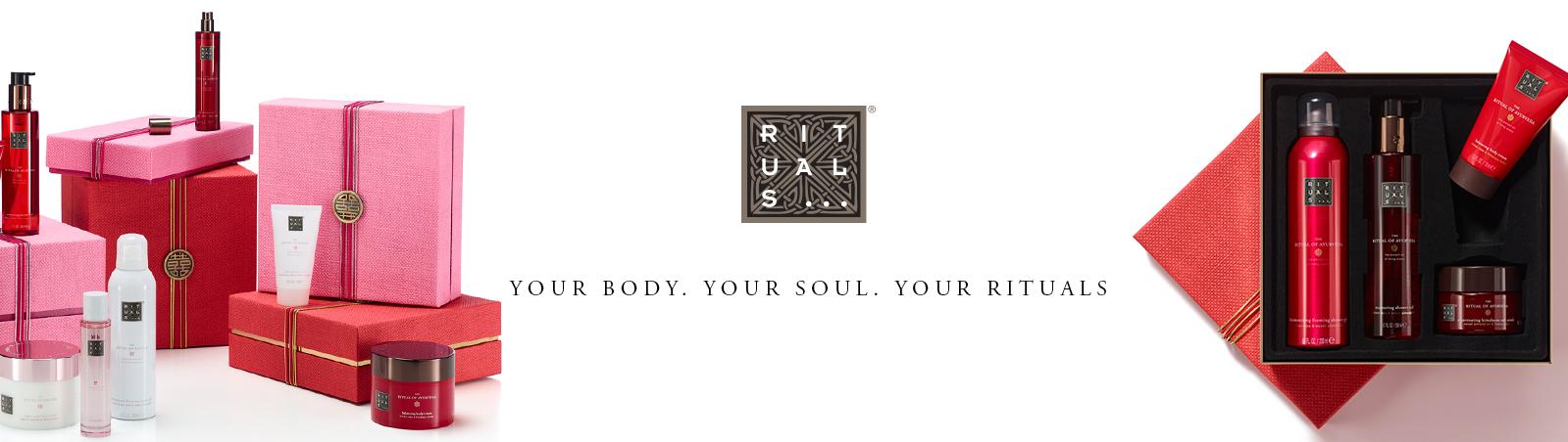 Rituals pakketten als luxe relatiegeschenk