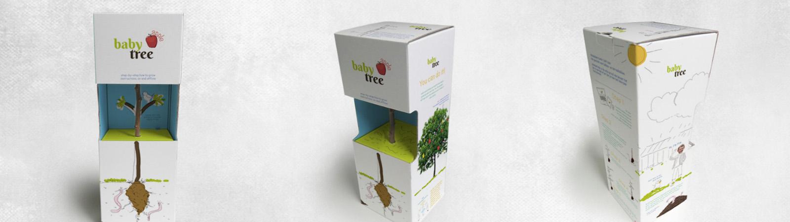 Baby Tree relatiegeschenk